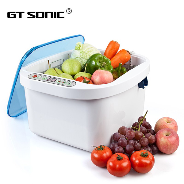 KD-6002 Ultrasonic and Ozone Vegetable & Fruit Sterilizer